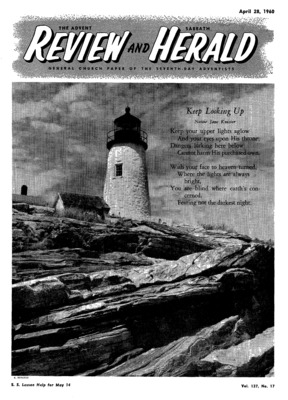 c428f447 Advent Review and Sabbath Herald | April 28, 1960
