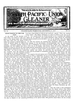 9755ba32e7514 North Pacific Union Gleaner | September 11, 1919
