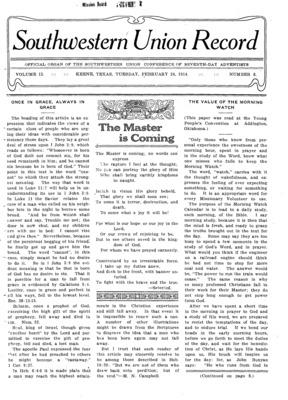 Search   Adventist Digital Library