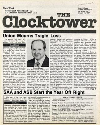 5df61e78 The Clock Tower | January 16, 1987