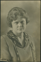 Mabel A. Hinkhouse as a Union College student