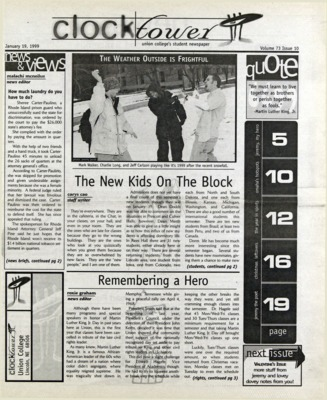ff6283ce1157 The Clock Tower | January 19, 1999