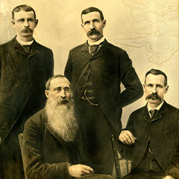 1861-1890 ~ Early Adventist